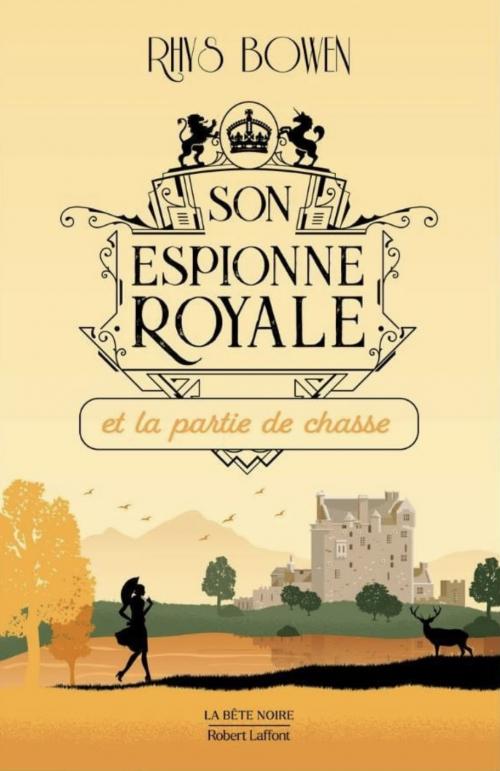 Couverture Son espionne royale, tome 3 : Son espionne royale et la partie de chasse
