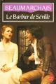 Couverture Le Barbier de Séville Editions Le Livre de Poche 1985