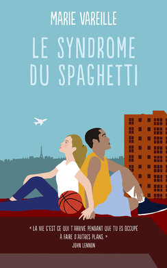 Couverture Le syndrôme du spaghetti
