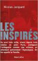 Couverture Les inspirés Editions Robert Laffont 2021