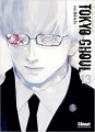 Couverture Tokyo Ghoul, tome 13 Editions Glénat 2017