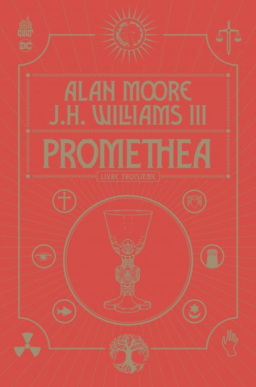Couverture Promethea, tome 3