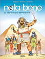 Couverture Nota Bene, tome 4 : La Mythologie égyptienne Editions Soleil 2021