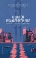 Couverture Le jour où les anges ont pleuré : L'histoire vraie du 11 septembre Editions Flammarion 2021