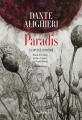 Couverture La divine comédie, tome 3 : Le paradis Editions Actes Sud 2020