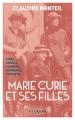 Couverture Marie Curie et ses filles Editions Calmann-Lévy 2021