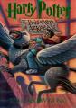Couverture Harry Potter, tome 3 : Harry Potter et le prisonnier d'Azkaban Editions Scholastic 1999