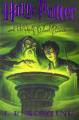 Couverture Harry Potter, tome 6 : Harry Potter et le prince de sang-mêlé Editions Scholastic 2005