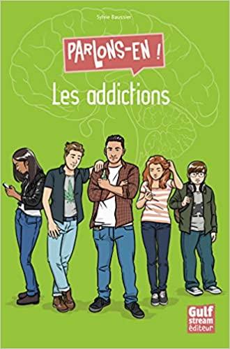 Couverture Addictions parlons-en !