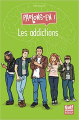 Couverture Addictions parlons-en ! Editions Gulf Stream 2021