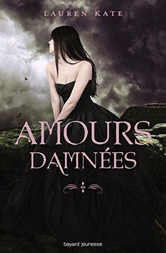 Couverture Damnés, tome 3.5 : Amours Damnées