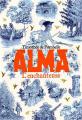 Couverture Alma, tome 2 : L'enchanteuse Editions Gallimard  (Jeunesse) 2021