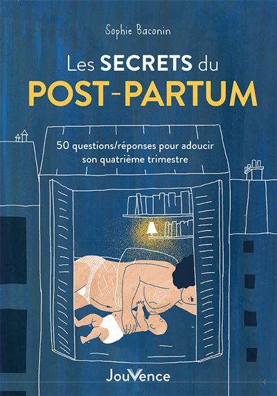 Couverture Les secrets du post-partum