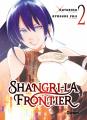 Couverture Shangri-la Frontier, tome 2 Editions Glénat (Shônen) 2021