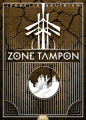 Couverture Zone tampon Editions ActuSF (Naos) 2021