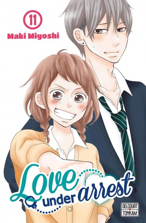 Couverture Love under arrest, tome 11