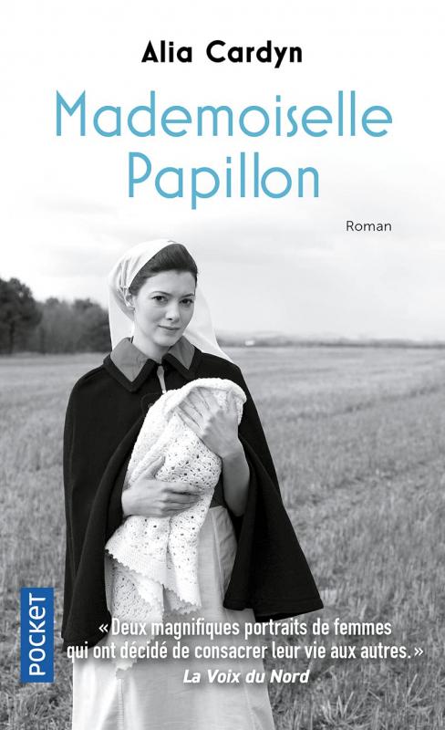 Couverture Mademoiselle Papillon