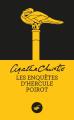 Couverture Les enquêtes d'Hercule Poirot Editions du Masque 2015