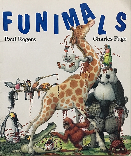 Couverture Funimals