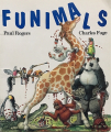 Couverture Funimals Editions Red Fox 1991