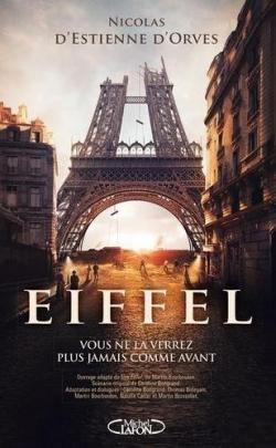 Couverture Eiffel