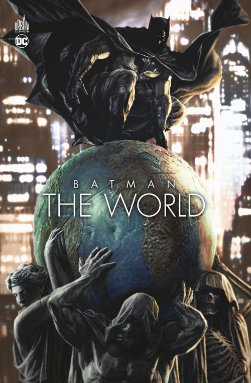 Couverture Batman: The World