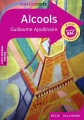 Couverture Alcools Editions Belin / Gallimard 2020