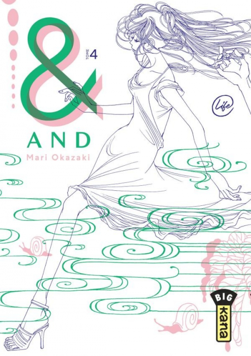 Couverture & (And), tome 4