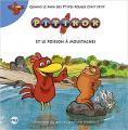 Couverture Pitikok, tome 4 : Pitikok et le poisson à moustaches Editions Pocket (Jeunesse) 2010