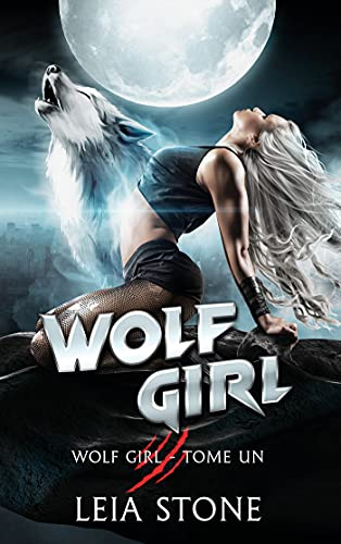 Couverture Wolf Girl, tome 1