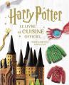 Couverture Harry Potter, Le livre de cuisine officiel Editions Gallimard  (Jeunesse) 2021