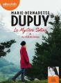 Couverture Le mystère Soline, tome 1 : Au-delà du temps Editions Audiolib 2021