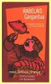 Couverture Gargantua Editions Flammarion (GF - Etonnants classiques) 1995