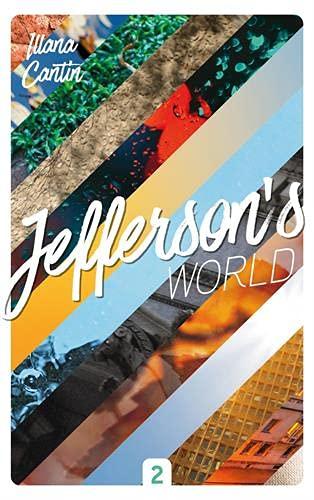 Couverture Jefferson's world, tome 2