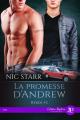 Couverture Héros (Starr), tome 2 : La promesse d'Andrew Editions Juno Publishing (Daphnis) 2021