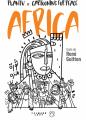Couverture Africa Editions Calmann-Lévy 2021