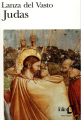 Couverture Judas Editions Folio  1992