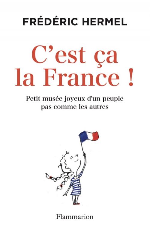 Couverture C'est ça la France !