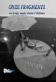 Couverture Onze fragments Editions Bord de l'eau 2019