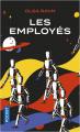 Couverture Les employés Editions Pocket (Science-fiction) 2021