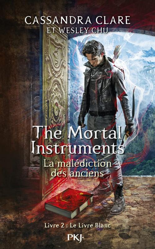 Couverture The mortal instruments : La malédiction des anciens, tome 2