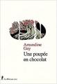 Couverture Une poupée en chocolat Editions La découverte 2021