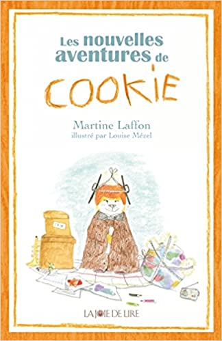 Couverture Les nouvelles aventures de Cookie