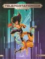 Couverture Teleportation Inc, tome 2 : La vie galactique Editions Drakoo 2021