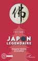 Couverture Japon légendaire - Cinquante histoires de bouddhas Editions L'Harmattan 2021