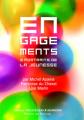 Couverture Engagements : 3 portraits de la jeunesse Editions Théâtrales (Jeunesse) 2013