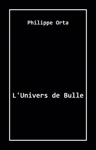 Couverture L'Univers de Bulle