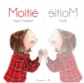 Couverture Moitié moitié Editions Limonade 2013