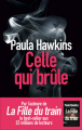 Couverture Celle qui brûle Editions France Loisirs 2021