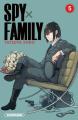 Couverture Spy X Family, tome 5 Editions Kurokawa (Shônen) 2021